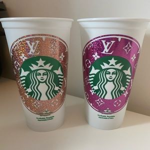 Customized Starbucks Hot Cup
